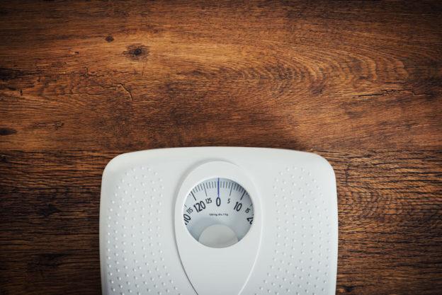 imagem de uma balança